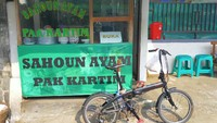 Pengalaman Nyepur dan Gowes Seli: ke Purwokerto Mencicip Sahoun Ayam Legendaris