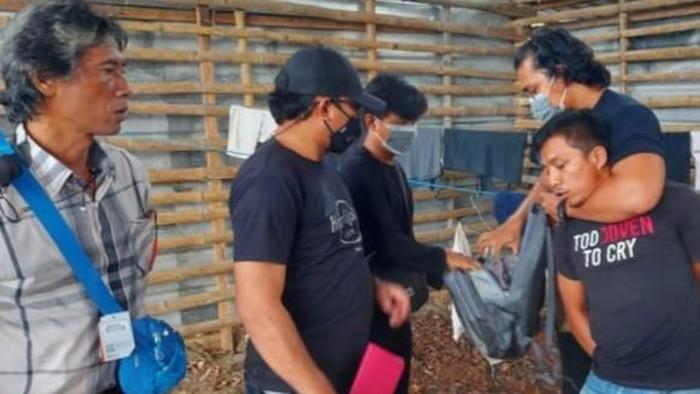 Suami pembunuh istri hamil di Riau ditangkap (dok. Istimewa)