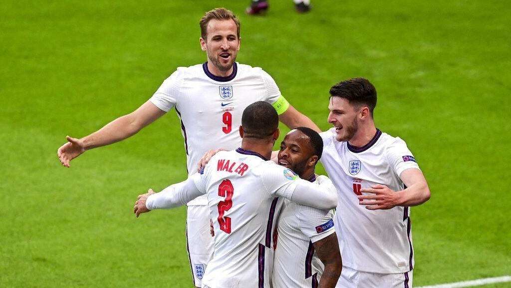 Inggris dan Kroasia Lolos Fase Knockout Grup D Euro 2020