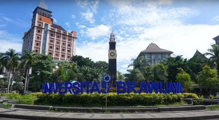 Universitas Brawijaya, Malang, Jawa Timur (dok. UBTV)