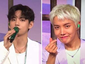 V BTS dan J-Hope Ganteng dengan Rambut Baru, Ini Gayanya yang Bikin Pangling