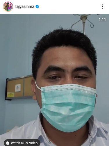 Wagub Jateng Taj Yasin Maimoen atau Gus Yasin positif virus Corona atau COVID-19, Rabu (23/6/2021).