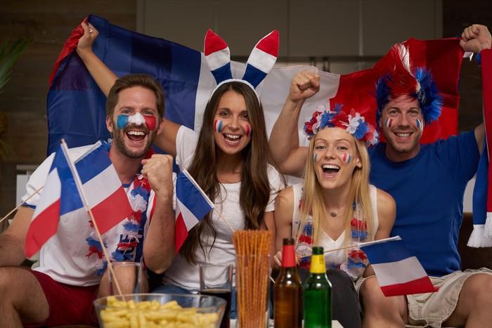 5 Camilan Wajib Portugal dan Prancis yang Dimakan Sambil Nonton Pertandingan Bola