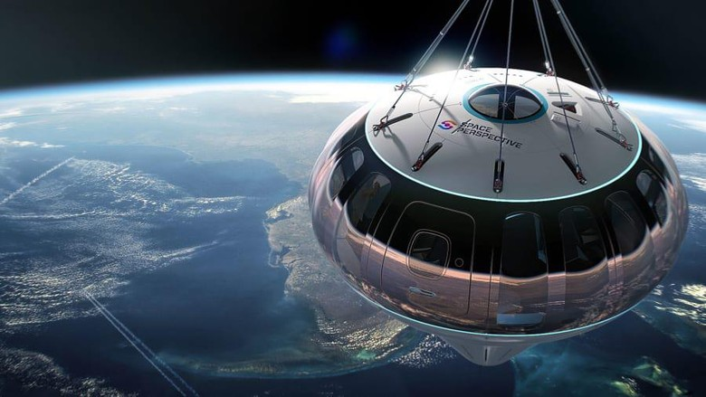 Balon udara Space Perspective