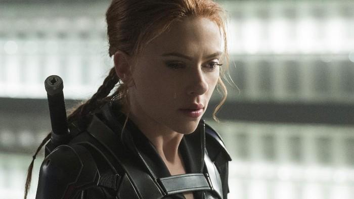 Marvel Studios BLACK WIDOW  Black Widow/Natasha Romanoff (Scarlett Johansson)  Photo: Jay Maidment  ©Marvel Studios 2020