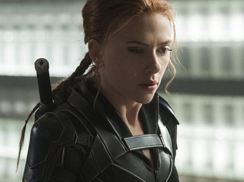 Marvel Studios' BLACK WIDOWBlack Widow/Natasha Romanoff (Scarlett Johansson)Photo: Jay Maidment©Marvel Studios 2020