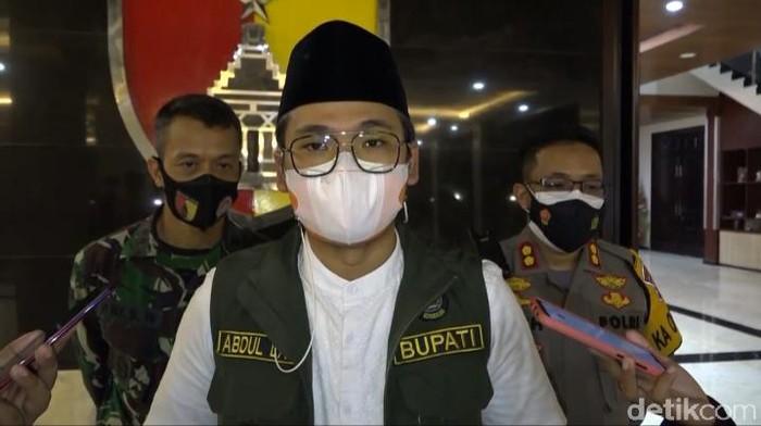 Bupati Bangkalan Abdul Latief