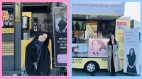 Coffee Truck, Truk Kopi Keliling di Korea yang Sering Dikirimkan ke Artis