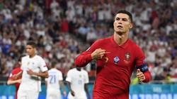 Begini Reaksi Ronaldo Kalau Ada yang Dukung Messi