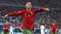 Ronaldo Sudah 109 Gol, Samai Rekor Ali Daei