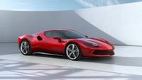 Ferrari Luncurkan Super Car Plug in Hybrid, Ferarri 296 GTB