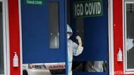 Kabar Baik Kondisi Rumah Sakit DKI di Tengah Lonjakan Pandemi