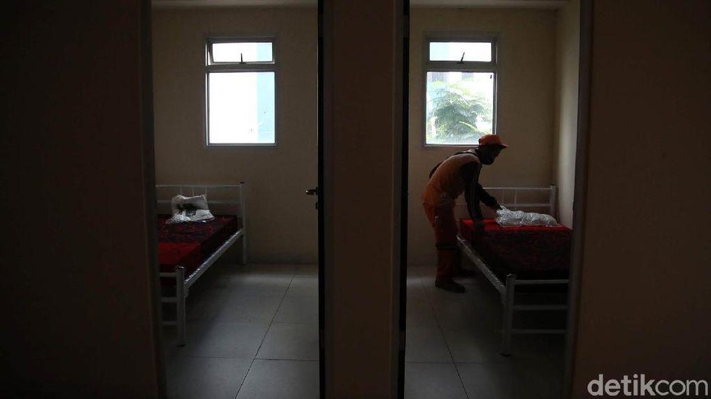 Tempat Isolasi Terpusat di Nusa Penida Ditolak Warga, OTG Terpaksa Isoman