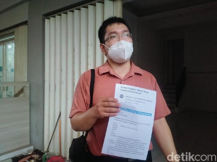 hakim pn surabaya dilaporkan ke MA dan KY