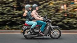 Honda Super Cub C125 Motor Bebek Termahal di Indonesia, Segini Cicilannya!