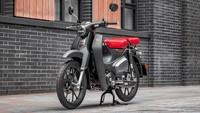 Bikin Jatuh Cinta, Honda Super Cub C125 Ganti Tampang Lagi