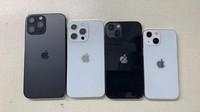 Inikah Wujud iPhone 13, Apple?