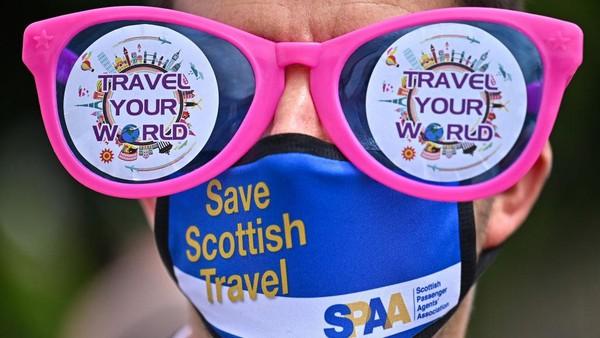 Para pelaku industri pariwisata yang tergabung dalam Scottish Travel menyerukan pemulihan perjalanan internasional dan dukungan keuangan yang lebih besar untuk sektor yang tertatih-tatih oleh pandemi COVID-19.