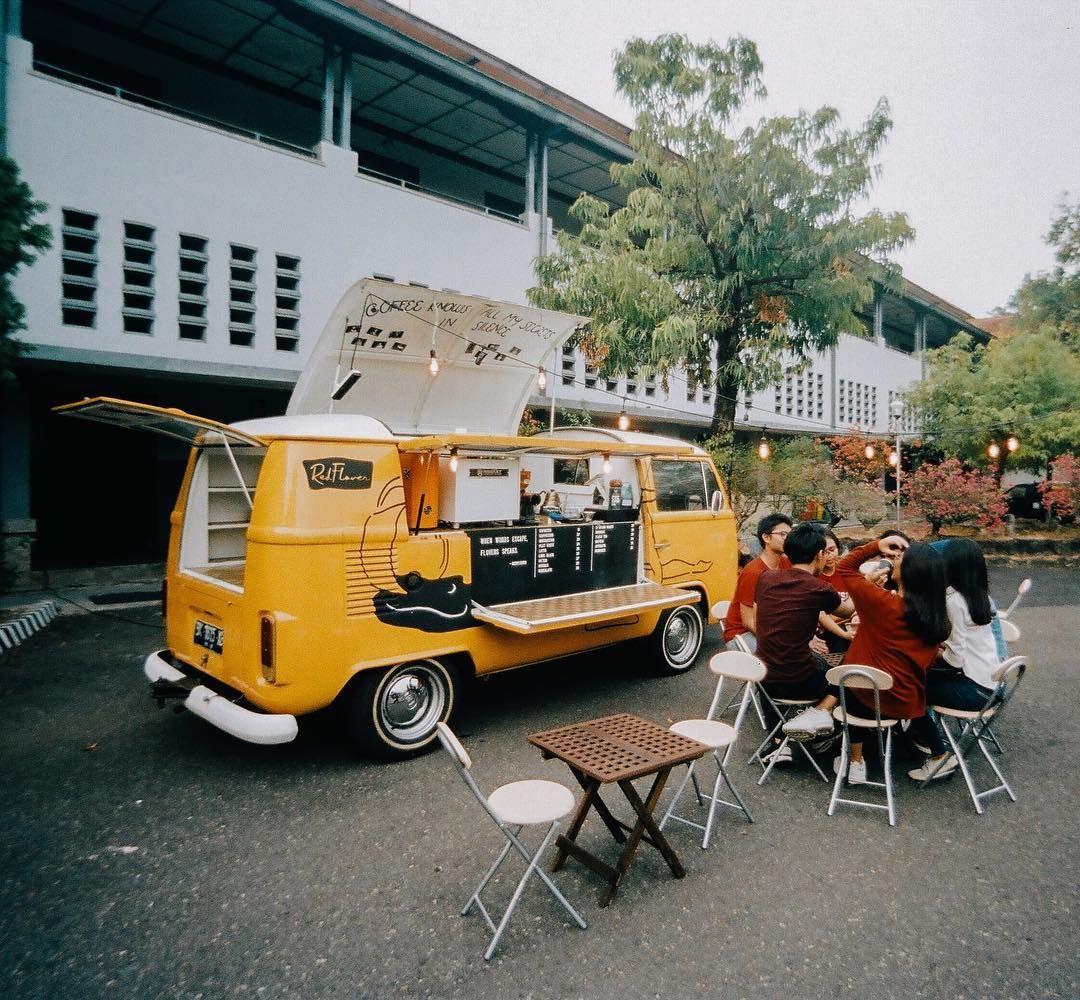 5 Kafe VW Combi Keren di Wonogiri hingga Purworejo