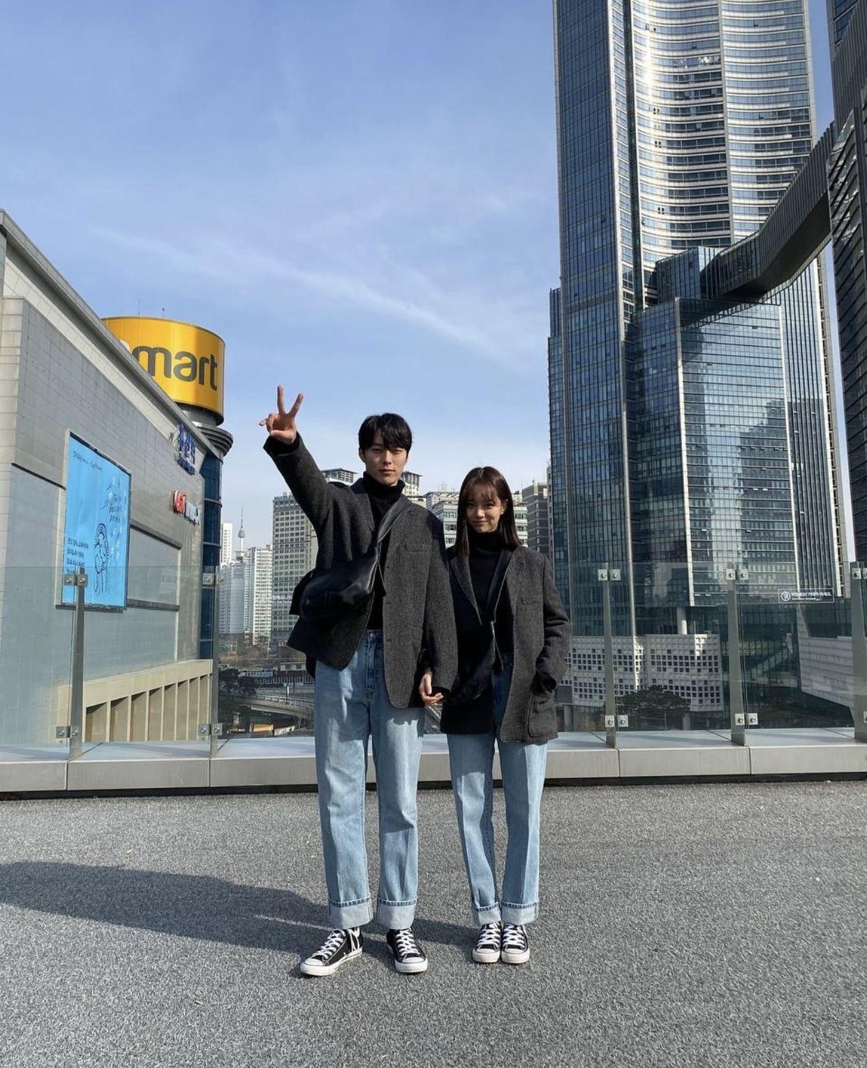 Kemesraan Hyeri dan Jang Ki Yong