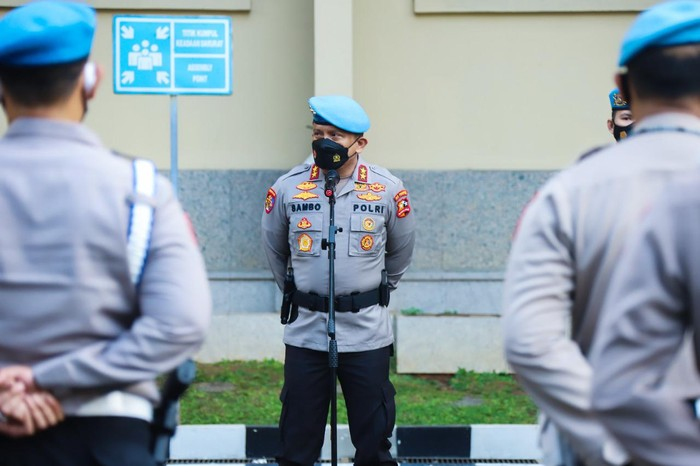 Kepala Divisi Profesi dan Pengamanan (Kadiv Propam) Polri, Irjen Ferdy Sambo. (Dok Div Propam Polri)
