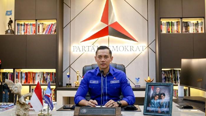 Ketua Umum Partai Demokrat, Agus Harimurti Yudhoyono (AHY)