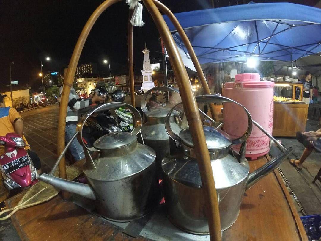 Kopi Joss Populer di Yogyakarta