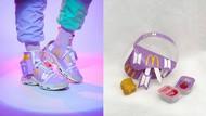 Kreatif! ARMY Buat Anting hingga Sepatu Keren dari Kemasan BTS Meal