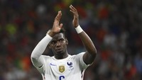 Portugal Vs Prancis: Masterclass Paul Pogba