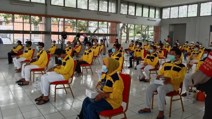 Pemulangan Pekerja Migran Indonesia dari Malaysia.