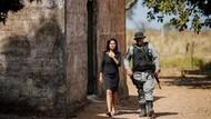 Napi Kabur Picu Ketakutan Warga Brasil, Ratusan Polisi Dikerahkan