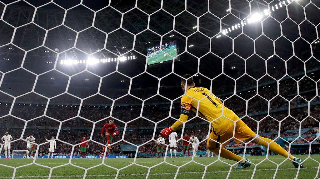 Euro 2020: Dua Gol Cuma-cuma Prancis untuk Portugal