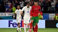 Bukti Benzema Kangen Banget Sama Ronaldo dan Pepe