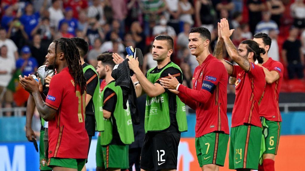 Portugal Merasa Terhormat Hadapi Belgia di Euro 2020
