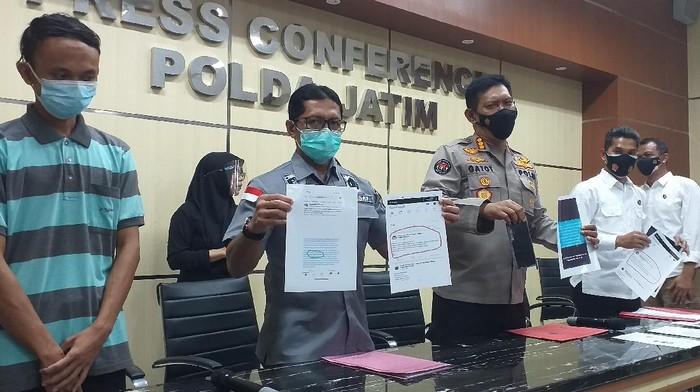 Provokator Penyerangan Pos Penyekatan COVID-19 di Jembatan Suramadu Ditangkap