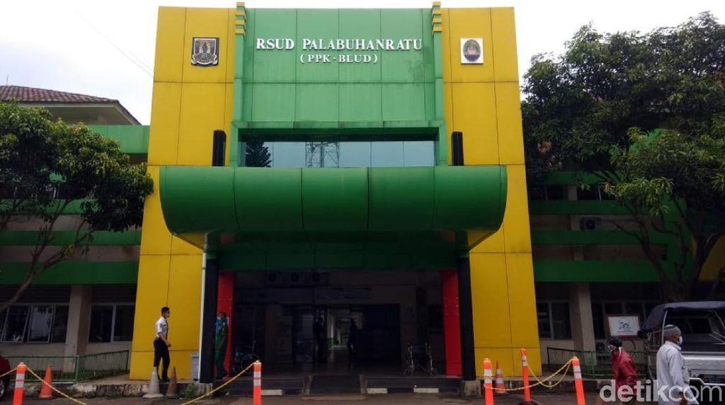 Corona Ngegas, BOR di RS Rujukan COVID-19 Sukabumi Capai 93 Persen