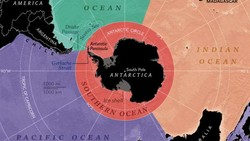 National Geographic: Bukan Cuma Empat, Dunia Punya Samudera Kelima