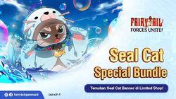 Seal Cat Magic Beast Kembali Hadir di Fairy Tail: Forces Unite!