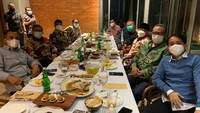 Sekjen Parpol TKN Jokowi-Maruf Reuni, Bahas Apa?