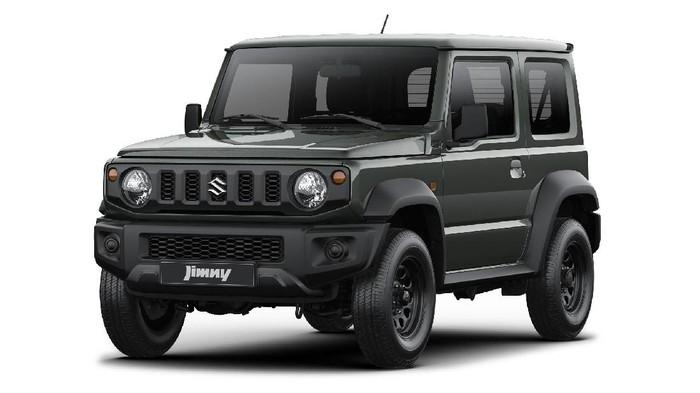 Suzuki Jimny Lite bakal merapat ke Australia pada 1 Agustus 2021