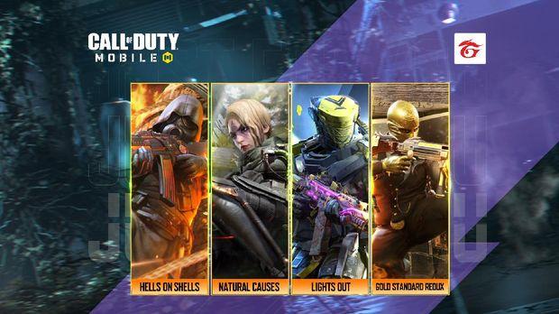 Temukan Customized Lucky Draw dan Crate di Garena Call of Duty: Mobile