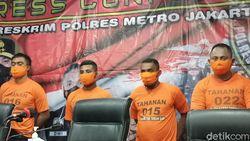 Dua Tersangka Penembakan Pelajar di Taman Sari Positif Sabu!