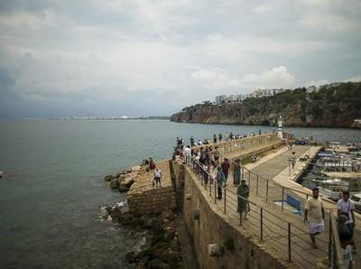 Pariwisata Rugi Besar, Turki Berharap dari Turis Rusia