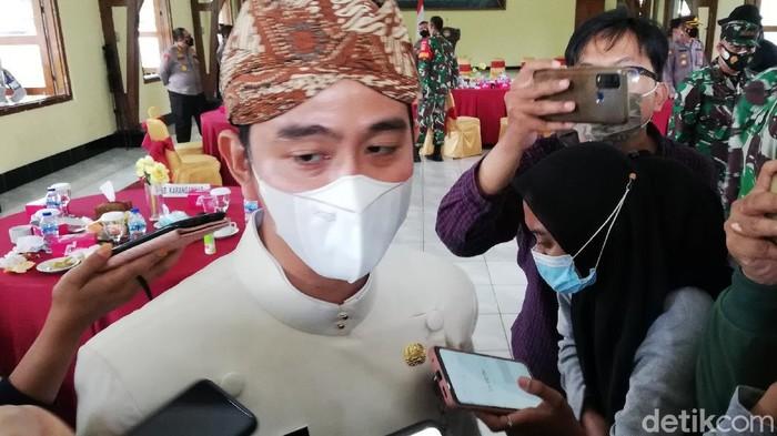 Wali Kota Solo Gibran Rakabuming Raka. (Foto: Ari Purnomo/detikcom).