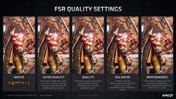 AMD FSR Hadirkan Pengalaman Kualitas & Resolusi Tinggi untuk Gamer