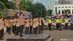 Kapolda Metro Lepas Tim Penguatan PPKM Mikro, Patroli ke Kampung-kampung