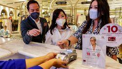 Kerja Sama dengan Metro & Visa, Bank Mega Luncurkan Mega Metro Card