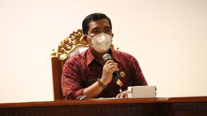 Bupati Tabanan Bali, I Komang Gede Sanjaya (Dok. Pemkab Tabanan)