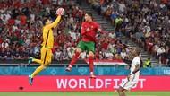 Momen-momen Cristiano Ronaldo Terbang di Euro 2020