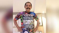 FX Rudy Positif Corona, Jalani Isolasi Mandiri